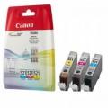 Набор картриджей CANON CLI-521 C / M / Y (2934B010) оригинальный