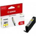Картридж CANON CLI-481XL Y оригинальный