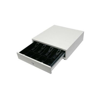 Денежный ящик ШТРИХ-miniCD механический белый