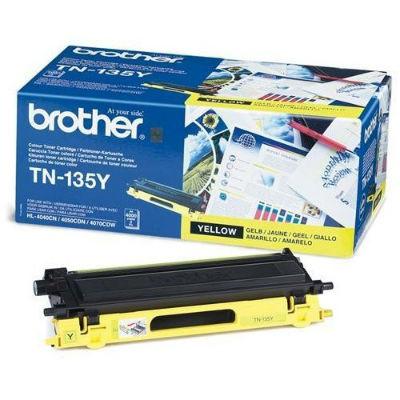 Картридж Brother TN-135Y оригинальный
