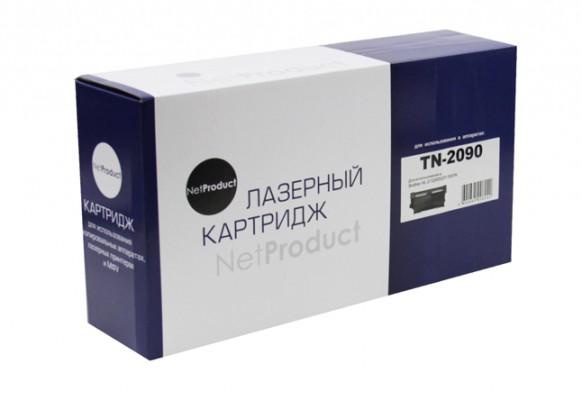 Тонер-картридж Brother TN-2090 NetProduct совместимый