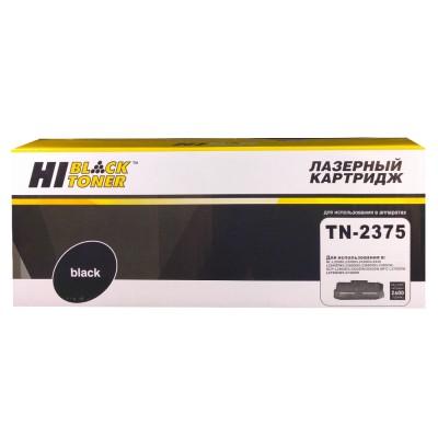 Тонер-картридж Hi-Black Brother TN-2375 / 2335, совместимый