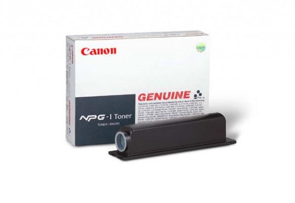 Tонер-картридж Canon NPG-1 TONER 1372A005 оригинальный