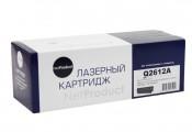 Картридж HP 12A Q2612A NetProduct совместимый