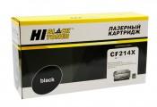 Картридж HP 14X CF214X Hi-Black совместимый