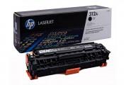 Картридж HP 312A CF380A оригинальный