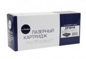 Картридж HP 312C CF381A NetProduct совместимый
