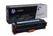 Картридж HP 312C CF381A оригинальный
