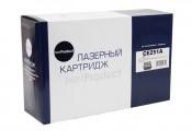 Картридж HP 504C CE251A NetProduct совместимый