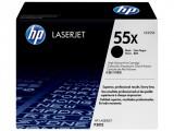 Картридж HP 55X CE255X оригинальный