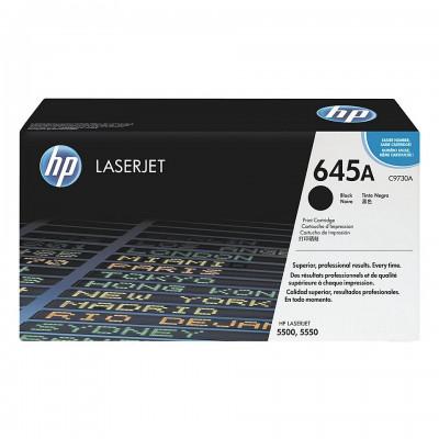 Картридж HP 645Bk C9730A оригинальный