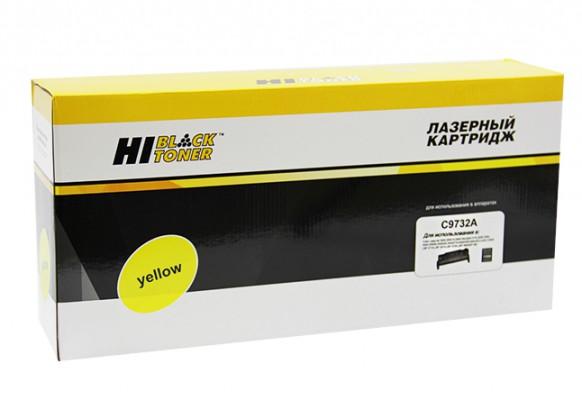 Картридж HP 645Y C9732A Hi-Black совместимый
