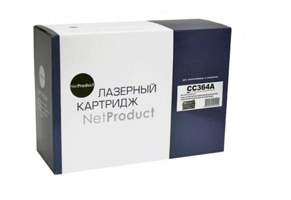 Картридж HP 64A CC364A NetProduct совместимый