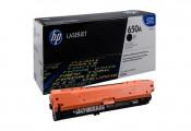 Картридж HP 650Bk CE270A оригинальный