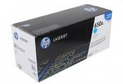 Картридж HP 650C CE271A оригинальный
