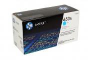 Картридж HP 653C CF321A оригинальный