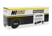 Тонер-картридж HP CF230A (30A) Hi-Black совместимый