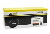Картридж HP CF360X 508X BK Hi-Black совместимый