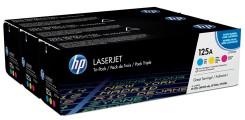Набор картриджей HP CF373AM 125 CMY оригинальный