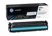 Картридж HP CF401A оригинальный