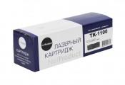 Тонер-картридж Kyocera TK-1100 NetProduct совместимый