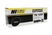 Тонер-картридж Kyocera TK-1200 Hi-Black совместимый