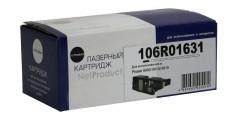 Тонер-картридж Xerox 106R01631 NetProduct совместимый