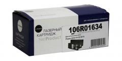 Тонер-картридж Xerox 106R01634 NetProduct совместимый