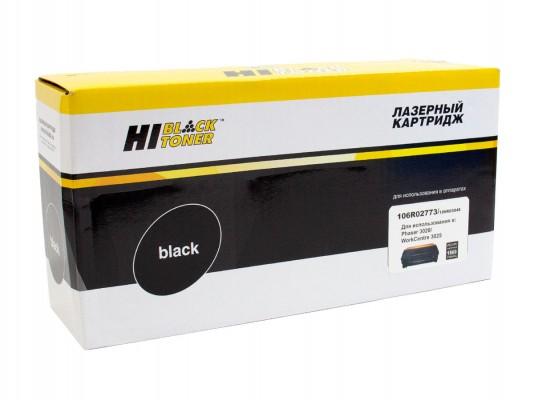 Картридж Hi-Black (HB-106R02773 / 106R03048) для Xerox Phaser 3020 / WC 3025, 1,5K