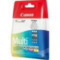Набор картриджей Canon CLI-426CMY 4557B006 оригинальный