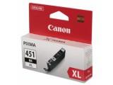 Картридж Canon CLI-451BKXL 6472B001 оригинальный