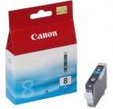 Картридж Canon CLI-8C 0621B024 оригинальный