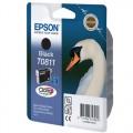 Картридж Epson T0811 C13T11114A10 Черный оригинальный