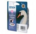 Картридж Epson T0816 C13T11164A10 Светло-пурпурный оригинальный