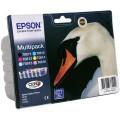 Комплект картриджей Epson T0817 C13T11174A10 оригинальный
