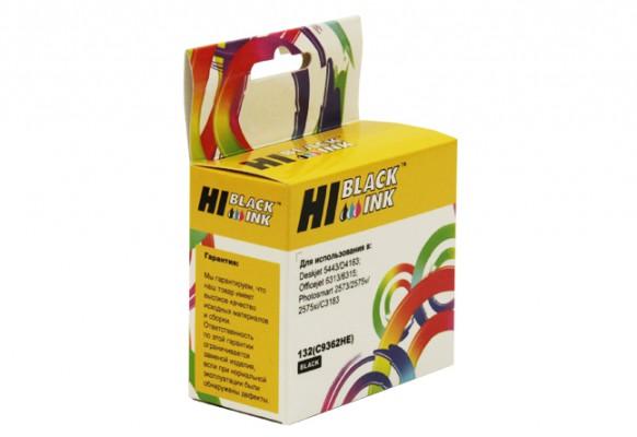 Картридж HP 132 C9362HE Hi-Black совместимый