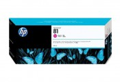 Картридж HP 81 C4932A оригинальный