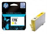 Картридж HP CB320HE 178 Y оригинальный
