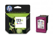 Картридж HP F6V18AE 123XL COL оригинальный