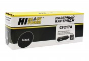 Тонер-картридж Hi-Black (HB-CF217A) для HP LJ Pro M102a / MFP M130, 1,6K (с чипом)