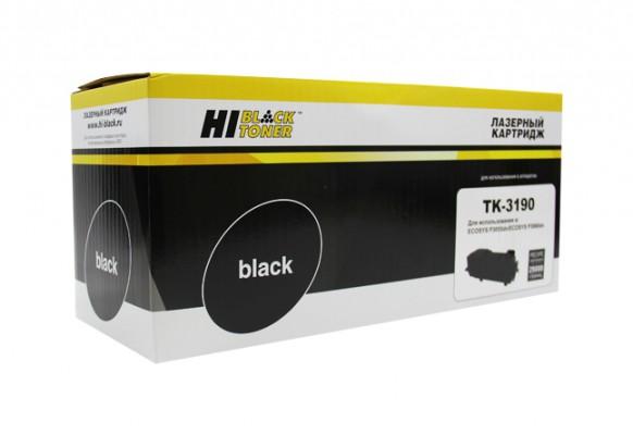 Тонер-картридж Hi-Black (HB-TK-3190) для Kyocera P3055dn / P3060dn, 25K, с чипом