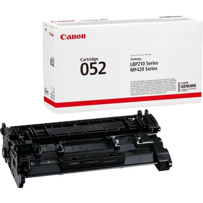 Картридж 052 для Canon MF421dw / MF426dw / MF428x / MF429x, 3,1К (О) чёрный 2199C002
