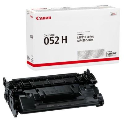Картридж 052H для Canon MF421dw / MF426dw / MF428x / MF429x 9,2К (О) черный 2200C002