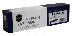 Тонер-картридж NetProduct (N-KX-FAT411A) для Panasonic KX-MB1900 / 2000 / 2020 / 2030 / 2051, 2K (980109810)