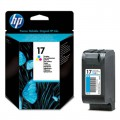 Картридж HP 17 C6625A струйный цветной