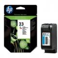 Картридж HP 23 C1823D струйный трехцветный оригинальный