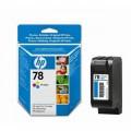 Картридж HP 78 C6578D оригинальный трехцветный
