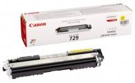 Картридж Canon 729Y для LBP-7010C / 7018C Оригинальный