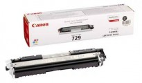 Картридж Canon 729BK для LBP-7010C / 7018C Оригинальный