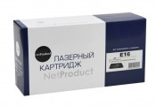 Картридж NetProduct Canon E-16, совместимый